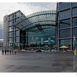 Tiergarten, Hauptbahnhof
