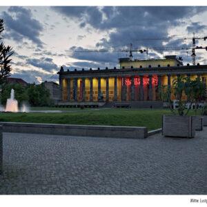 Mitte, Lustgarten und Altes Museum