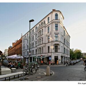 Mitte, Auguststraße / Tucholskystraße