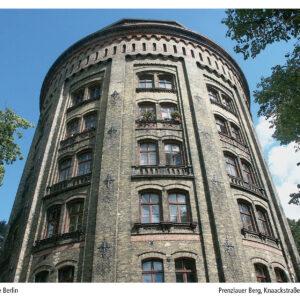 Prenzlauer Berg, Knaackstraße, Wasserturm