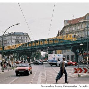 Prenzlauer Berg, Kreuzung Schönhauser Allee / Eberswalder Straße / Pappelallee
